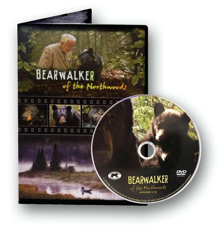 Bearwalker DVD