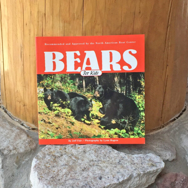 Bears for Kids Book