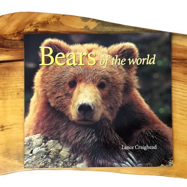 Bears of the World Book