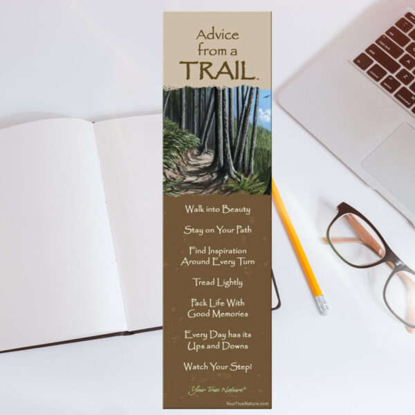 Bookmark Advice from a Trail