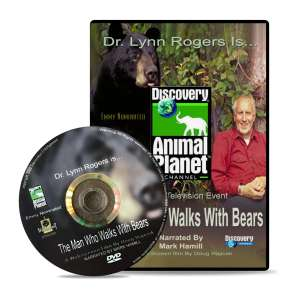 The Man Who Walks With Bears DVD