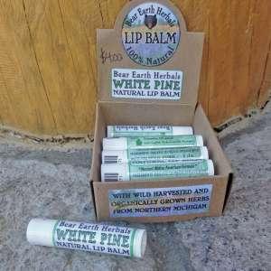 White Pine Lip Balm