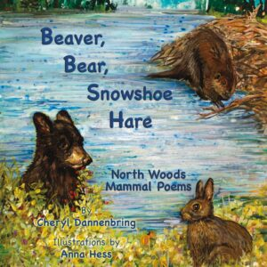 Beaver Bear Snowshoe (soft cover)