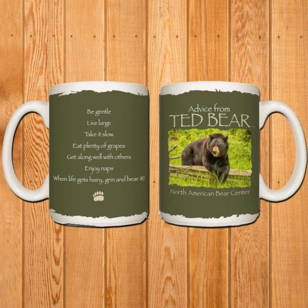 Advice From Ted Mug