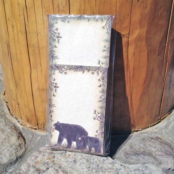 Bear Stationary Gift Set