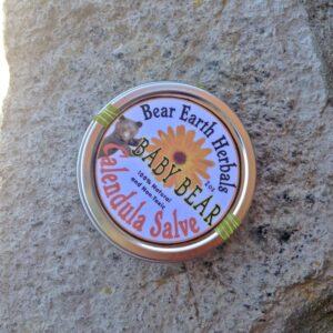 Baby Bear Calendula Salve