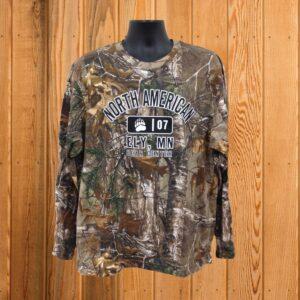 Longsleeve Camo Shirt
