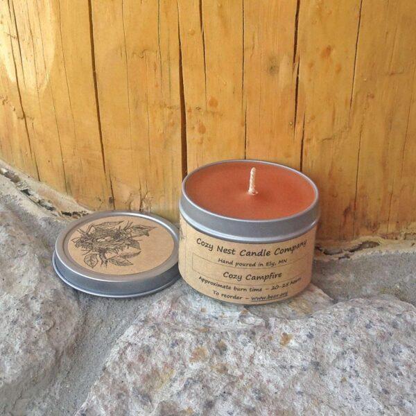 Cozy Camper Candle