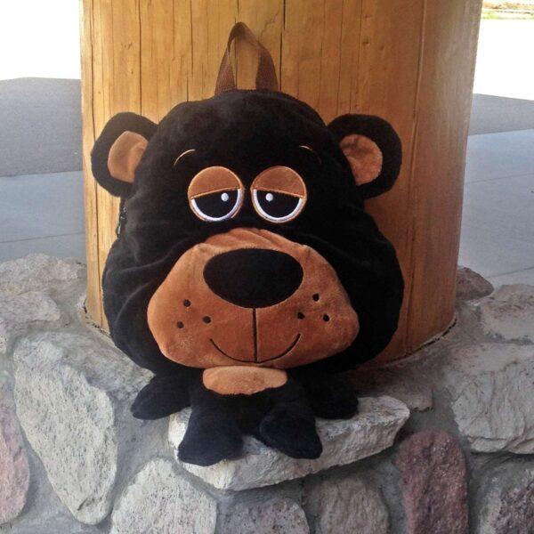 Cute Bear Back Pack