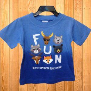 Emoji Ombre Tshirt (Toddler)