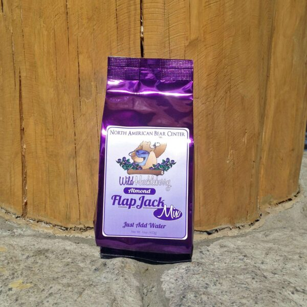 Huckleberry Almond Flapjack Mix