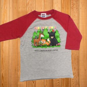 Forest Friends Baseball Tee (Youth)