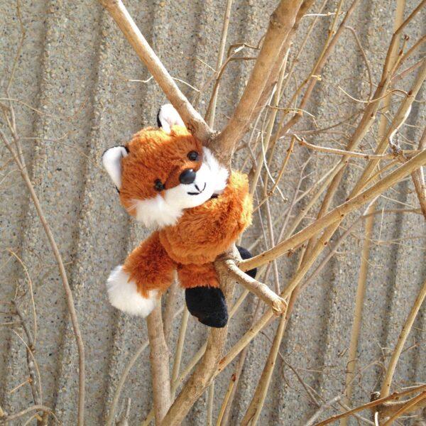 Huggers Red Fox