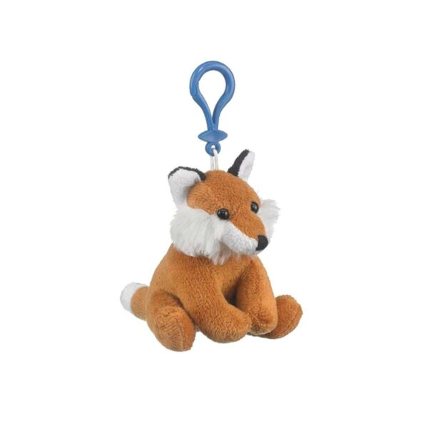 Red Fox with clip