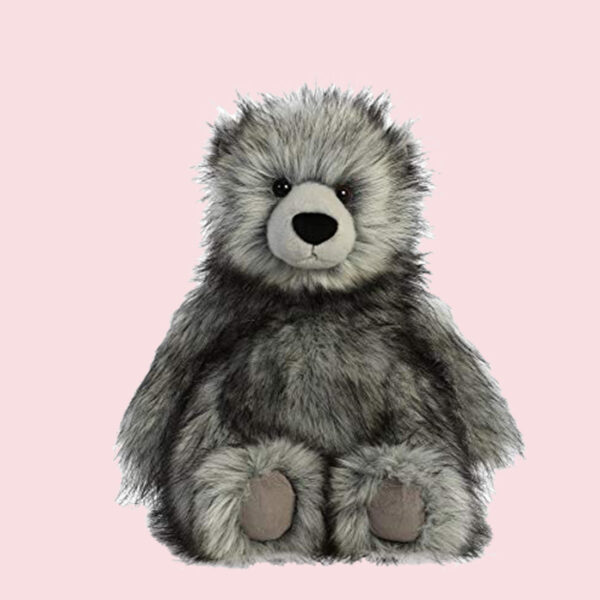 Hicks Bear 15″ Gray