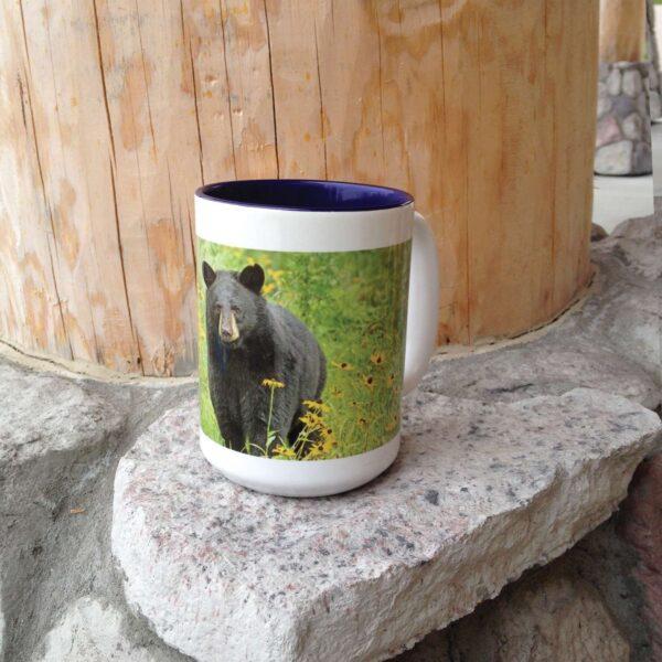 Holly Photo Mug