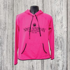 Ladies Pink Neon Sweatshirt