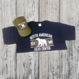 Hat/Tee Combo Navy & Green (Youth)
