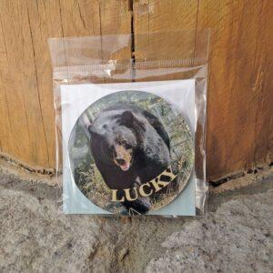 Lucky Acrylic Coaster