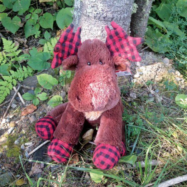 Lumberjack Moose