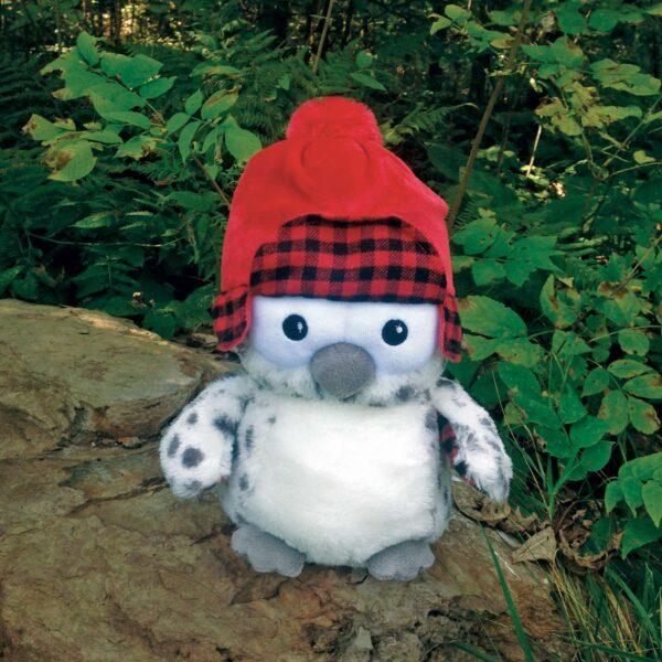 Lumberjack Owl