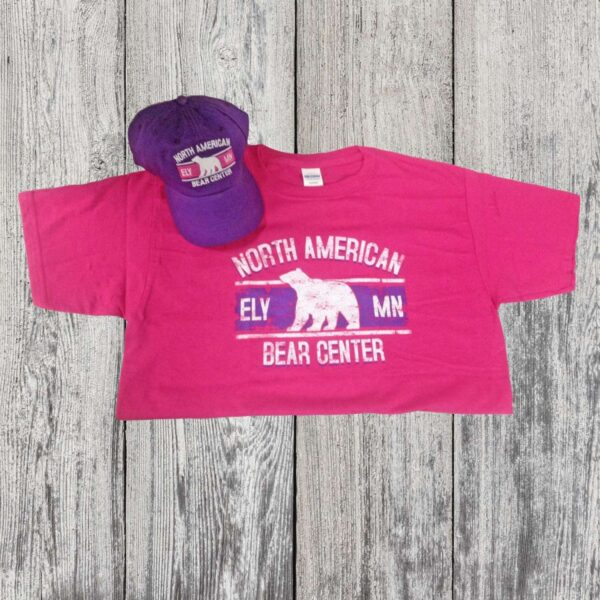 Hat/Tee Combo Purple & Pink (Youth)