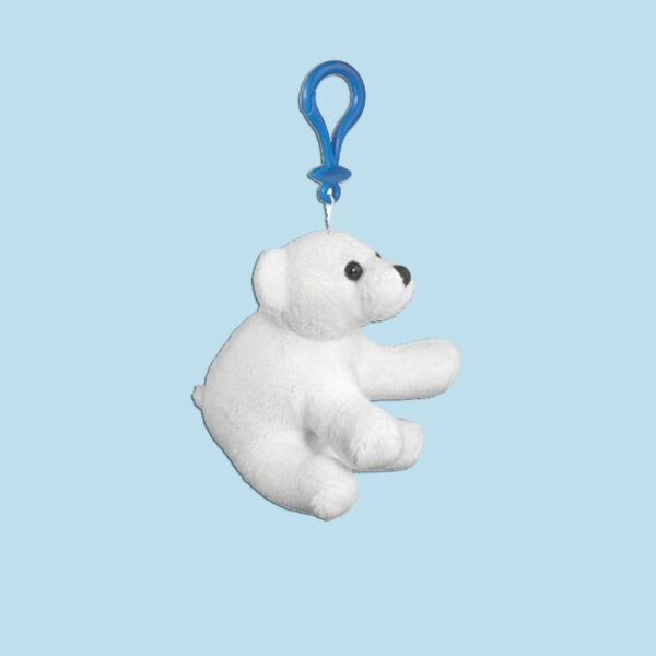 Polar Bear with Clip