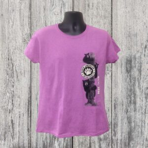 Ladies Cub on Tree Tshirt