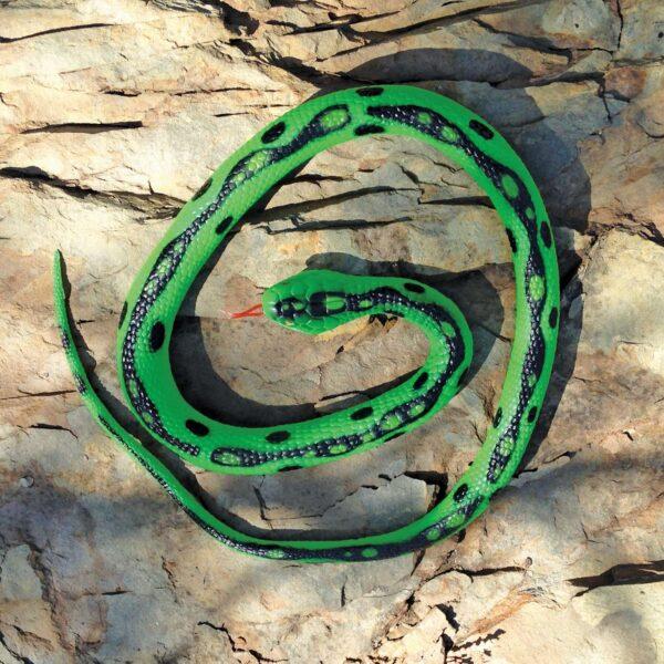 Green Garter Snake