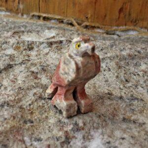 Soapstone Eagle