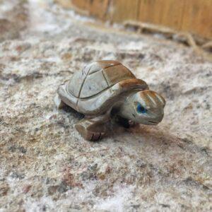 Soapstone Turtle