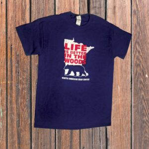 Life is Better MN Tshirt