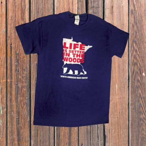 Life is Better MN T-shirt