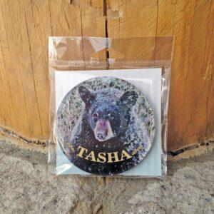 Tasha Acrylic Coaster