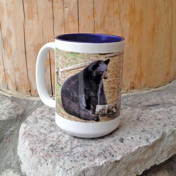 Tasha Photo Mug