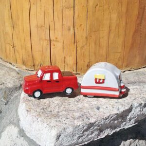 Truck & Camper Salt & Pepper Shaker