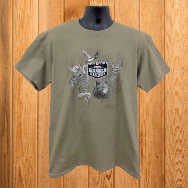 Wildlife Badge T-shirt
