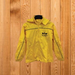 Yellow Nylon Jacket (Youth)