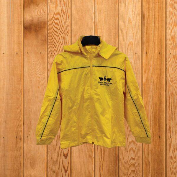Yellow Nylon Jacket (Youth)