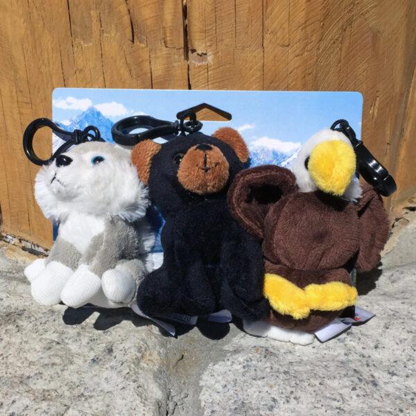 Bear, Wolf, Eagle Trip Clips