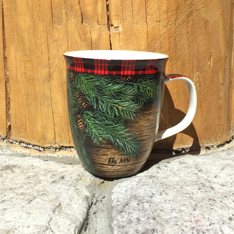 Balsam Photo Mug