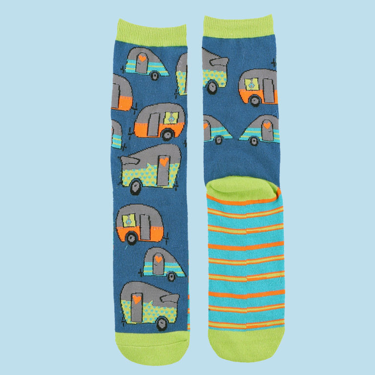 Night-Out Camper Crew Sock