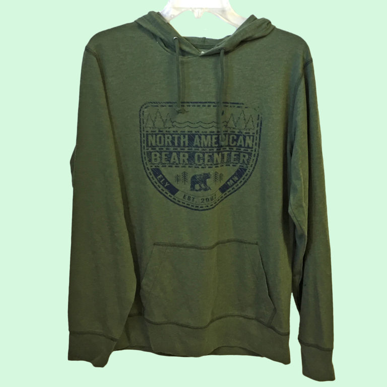 Green Lightweight Hoody