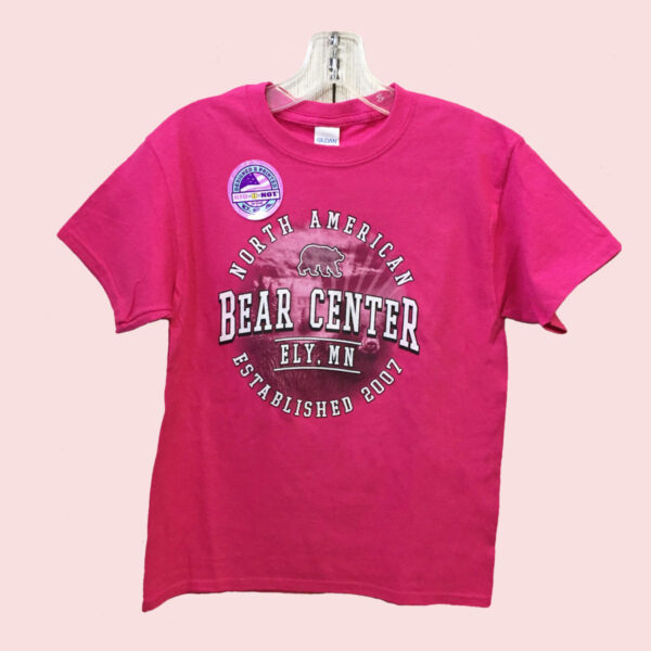 Youth Pink T-shirt