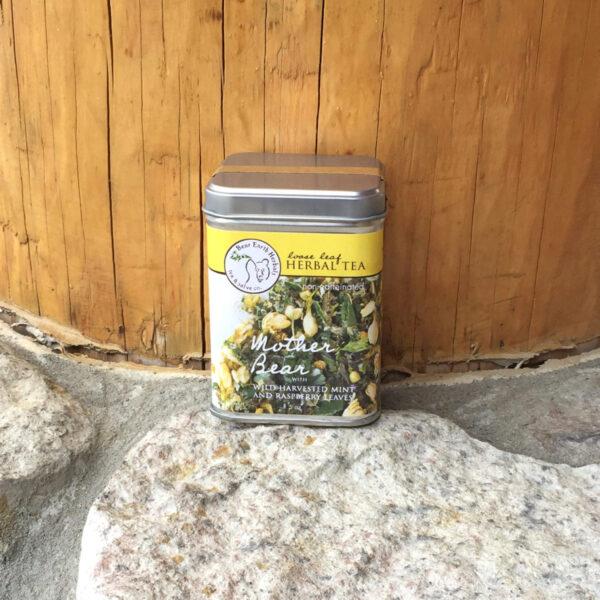 Mother Bear Loose Leaf Herbal Tea