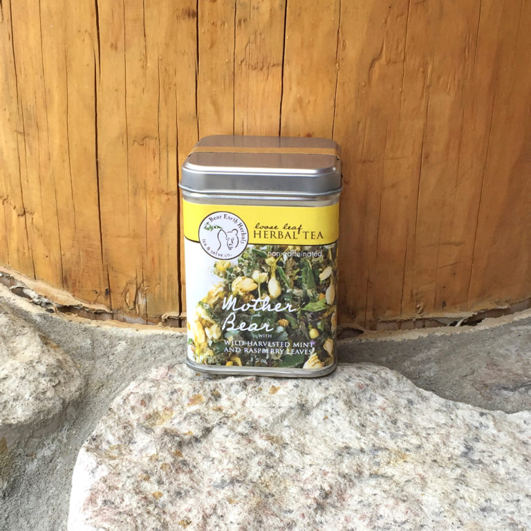 Mother Bear Loose Leaf Herbal Tea
