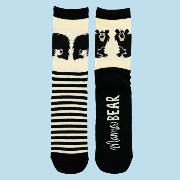 Mama Bear Crew Sock
