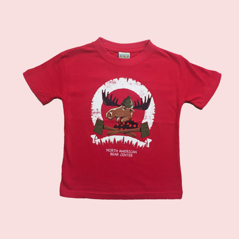Moose Axe Kids T-shirt