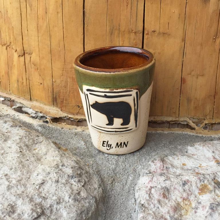 Potter Style Shotglass