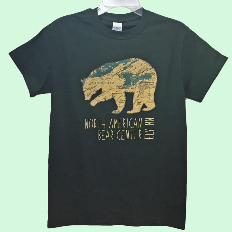 Map Bear T-Shirt